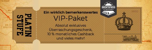 OrientXpress Casino VIP