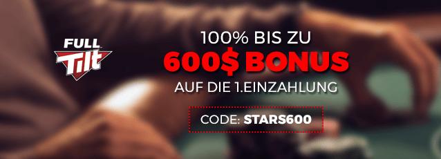 Fult Tilt Poker Bonus