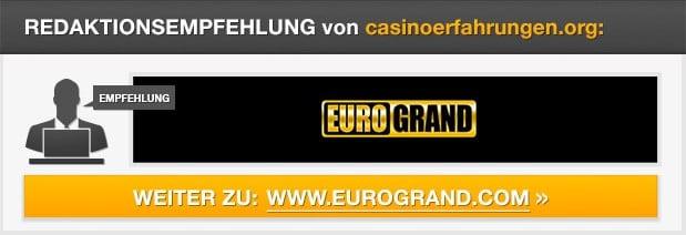 Redaktionsempfehlung EuroGrand