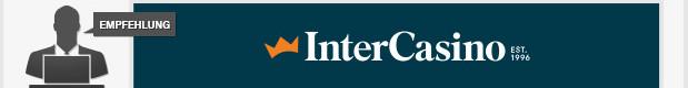 Redaktionsempfehlung Intercasino