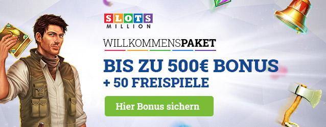 SlotsMillion Bonus
