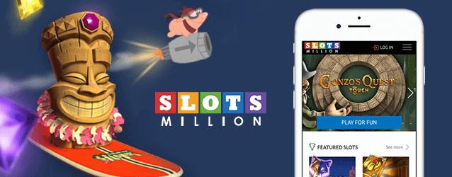 SlotsMillion Casino App