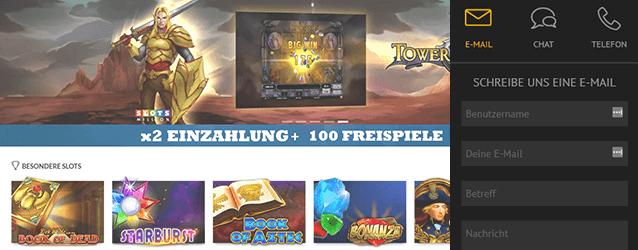 SlotsMillion Casino Support