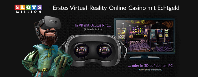SlotsMillion Casino Virtual Casino
