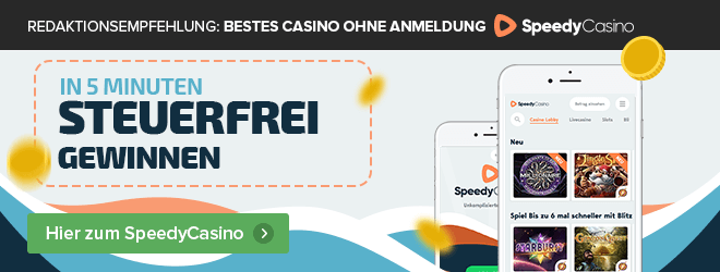 Redaktionsempfehlung bestes Casino online ohne Anmeldung