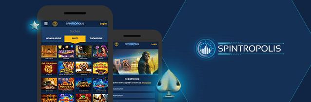 Spintropolis Casino App