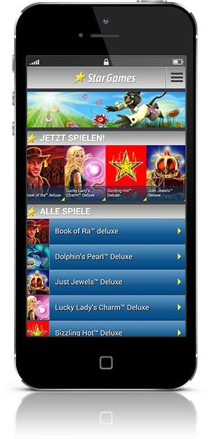 star casino online sizzling games