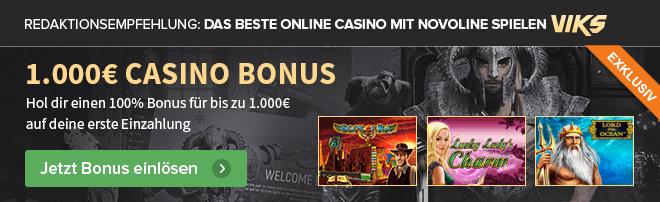 Viks Empfehlung Novoline Casino