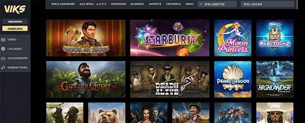 VIKS Casino Online Slots