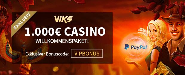 Viks Bonus Code