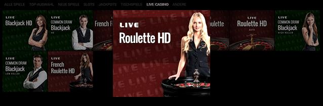 Voodoodreams Live Casino