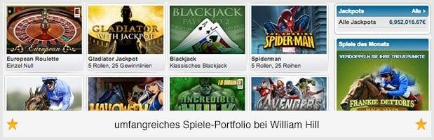 online casino william hill kostenlose casino spiele