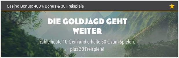 Wunderino Bonus Code